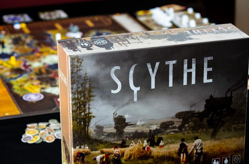 Scythe Review image