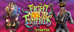 Fight Your Friends Card Game - Evocative Theme + Strategy In a Small Package image