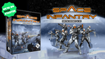 Would You Survive Space? Find out in Space Infantry Resurgence image