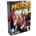 Millions of Dollars board game