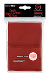 Deck Protector, Standard, Red, 100 Count board game