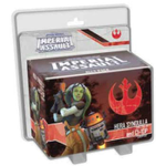 Star Wars Imperial Assault: Hera Syndulla and C1-10P Ally Pack board game