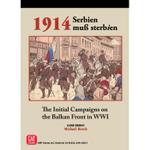 1914, Serbien muss sterbien board game