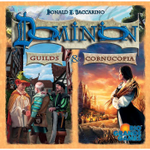 Dominion: Cornucopia & Guilds Expansions board game