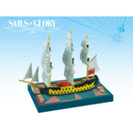 Sails of Glory: HMS Bellona 1760 Ship Pack board game