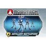 Robotech RPG Tactics: Zentraedi Artillery Battlepods board game