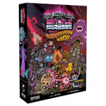 Epic Spell Wars of the Battle Wizards III: Melee at Murdershroom Marsh board game