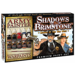 Shadows of Brimstone: Heroes of the Old West Paint Set board game