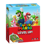 Super Mario Level Up - The Strategy Game board game