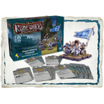 Runewars The Miniatures Game: Daqan Infantry Command Expansion Pack board game