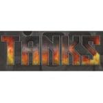 Tanks: Minsk Game Mat board game