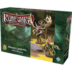 Runewars The Miniatures Game: Maegan Cyndewin Hero Expansion board game