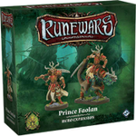 Runewars The Miniatures Game: Prince Faolan Hero Expansion board game