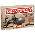 Monopoly: Team Fortress 2 board game