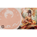 Legend of the Five Rings LCG: The Souls of Shiba Playmat board game
