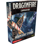 Dragonfire: Campaign Box - Moonshae Storms board game