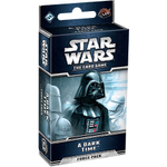 Star Wars: The Card Game - A Dark Time Force Pack board game