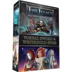 Lost Legacy: Second Chronicle - Vorpal Sword & Whitegold Spire board game