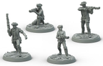 Fallout: Wasteland Warfare - Survivors Minutemen Posse board game