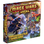 Mage Wars Arena: Forcemaster vs. Warlord board game