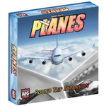 Planes: Round Trip Expansion board game