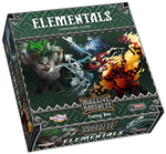 Massive Darkness: Elementals Enemy Box board game