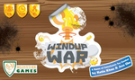 Windup War board game