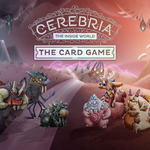 Cerebria: The Card Game board game