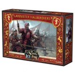 A Song of Ice & Fire: Lannister Halberdiers board game