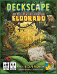 Deckscape: The Mystery of Eldorado board game