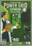 Power Grid expansion France/Italy board game