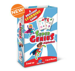 Super Genius: Alphabet board game