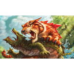 KeyForge: Mighty Tiger Playmat board game