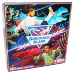 Duelosaur Island board game