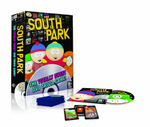 South Park The Totally Sweet DVD Game board game