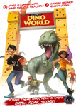 Welcome To DinoWorld board game