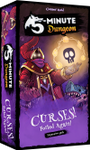 5-Minute Dungeon: Curses! Foiled Again! board game