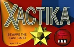 Xactika board game