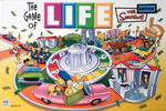 The Game of Life: The Simpsons Edition board game