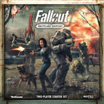 Fallout: Wasteland Warfare board game