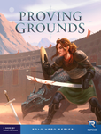 Proving Grounds board game