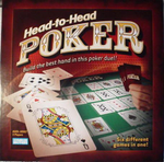 Head-to-Head Poker board game