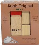 Mini Kubb board game