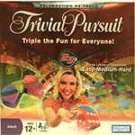 Trivial Pursuit: 25th Anniversary Edition board game