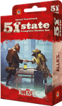 51st State: Master Set – Allies board game