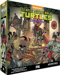 Teenage Mutant Ninja Turtles: City Fall board game