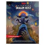 Waterdeep Dragon Heist board game