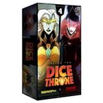 Dice Throne: Season 2 - Seraph vs. Vampire Lord board game