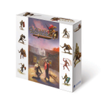 Gladiator: Quest for the Rudis board game