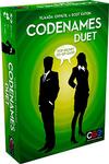 Codenames: Duet board game